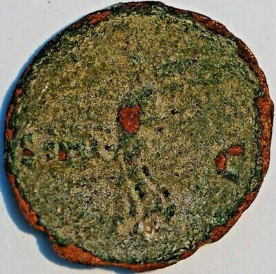 Roman ancient Undetified coin (Q76L)