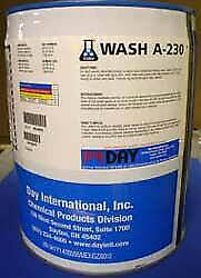 Varn A-230 Blanket/Roller Wash (5 Gallons) FREE SHIPPING