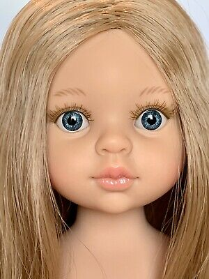 """Paola Reina Articulated Doll -  Special Edition 13.5"""" / 34cm Jointed body"""