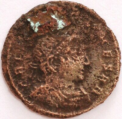 Roman ancient Undetified coin (E*57L)