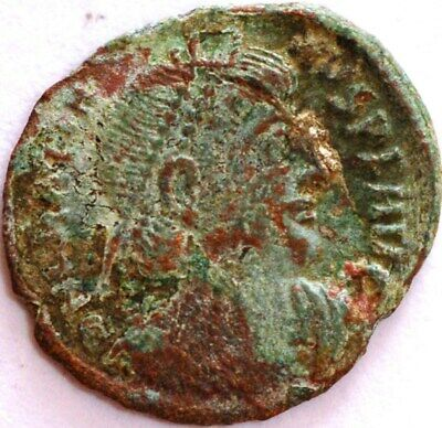 Roman ancient Undetified coin (E*25L)