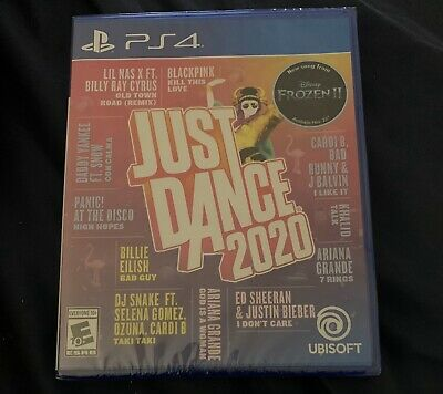 Just Dance 2020 PS4 Sony PlayStation 4. New, Sealed.