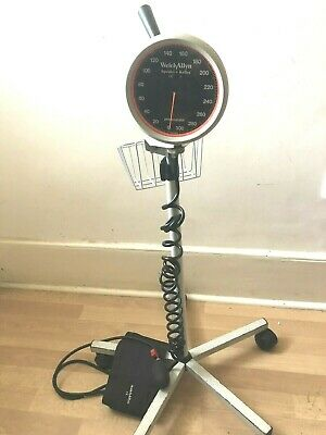 WELCH ALLYN Blood Pressure Measure Large Display Clinical Sphygmomanometer Stand