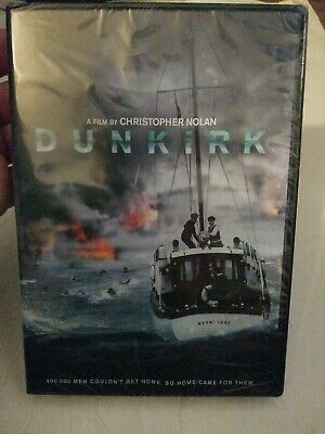 NEW SEALED DUNKIRK DVD 2017 Harry Styles A film by Christopher Nolan FAST SHIP!