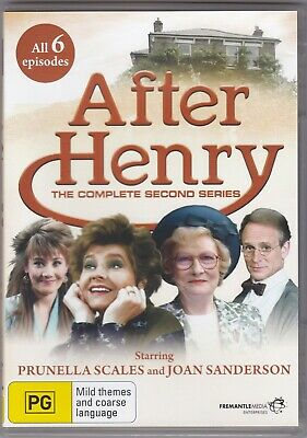 After Henry - The Complete Second Series - DVD (Region 4 PAL)