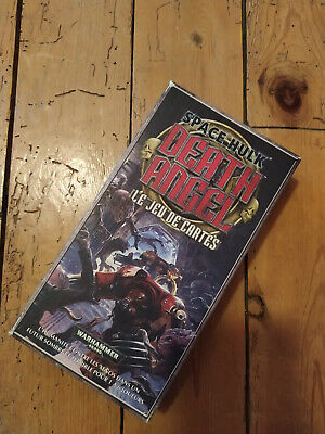 Death Angel - Space Hulk - Good Condition - Complete - Board Game