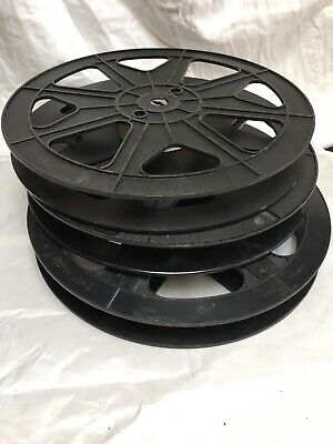 Vintage Cinema 35mm Film Reels Hollywood Film Company