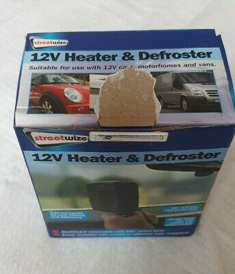 REDUCED Car 12 V heater & Defroster. New