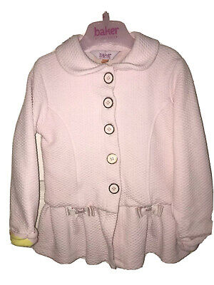 Ted Baker Girls Jacket Pink 3-4 Very Pretty 💗