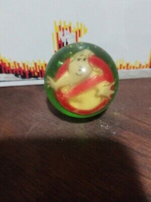 Rare Vintage Ghostbusters Rubber Ball