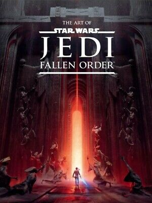 The art of Star Wars Jedi Fallen Order (Artbook Digital for view in PC/Tablet)