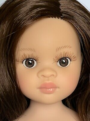 """Paola Reina Articulated Doll - Thora Special Edition 13.5"""" / 34cm Jointed body"""