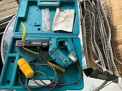 Makita 6834 Autofeed Electric Screwdriver 110V