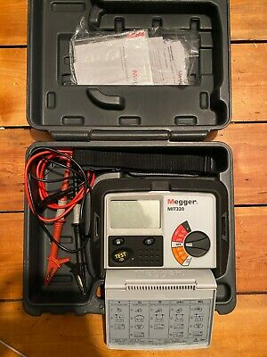 Megger MIT320 - Insulation Tester
