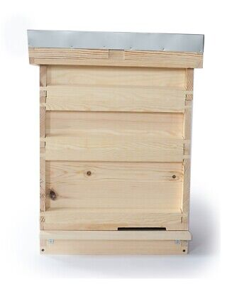 B.S. National Beehive flat packed - Lime tree