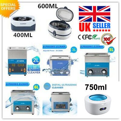 Ultrasonic Cleaner Stainless Steel Commercial Ultrasonic Machine Jewelry Cleaner