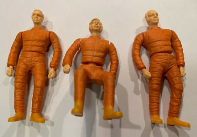 SPACE 1999 EAGLE ONE 1 MATTEL* Commander Koenig, Professor Bergman and Dr Russel