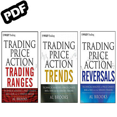 Trading Price Action Trading Ranges Trends Reversals by AL BROOKS 🔥 FAST 🔥