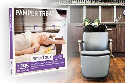 Smartbox Buyagift Voucher Value £29.99 Pamper Treat For One - Exchangeable