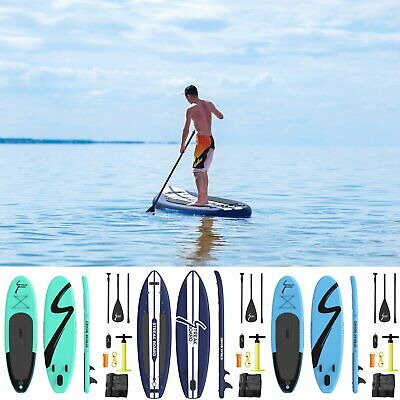 STREAK BOARD 10'/11'Inflatable Stand Up Paddle Board SUP Surfboard Complete Kit