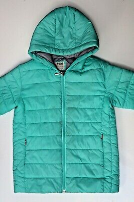 M&S Girls Green jacket, Size 5-6 Years