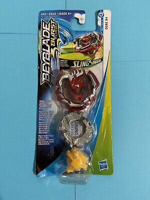 Hasbro Beyblade Burst Turbo SlingShock Single Pack Ogre O4
