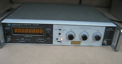 HP 8443A Tracking Generator Counter