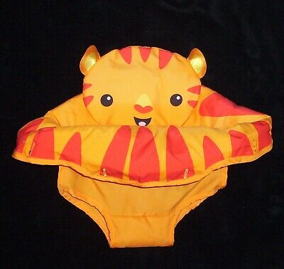 Fisher Price Roarin Rainforest Lion Jumperoo Replacement Seat Cover Part CBV63