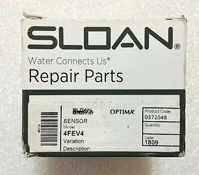 Sloan Optima Sensor Retrofit Kit 0372048,  Grainger part 4FEV4