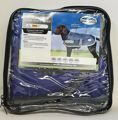 Weatherbeeta Windbreaker 420D Fleece Lined Dog Rug