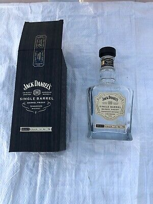 JACK DANIELS SINGLE BARREL SELECT BOX NICE GREAT STORAGE CONTAINERS FREE SHPG