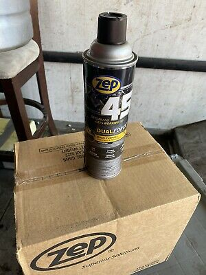 Clearance - Zep 45 DualForce, Lubricant