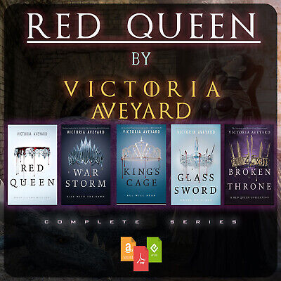 Victoria Aveyard (Red Queen)(5 books included) [EPUB] [MOBI] [PDF]