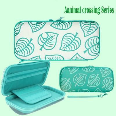 Animal Crossing Carrying Case Bag For Nintendo Switch / Switch Lite Storage BagS