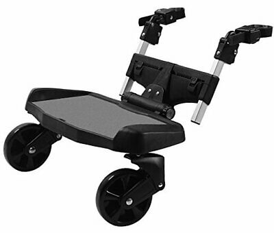 guzzie+Guss Hitch Full Suspension Ride-On Stroller Board, Fits Different