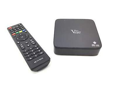 Reproductor Multimedia Android Streaming Tv Box V10 2067815