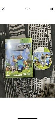 Microsoft Minecraft Xbox 360 Edition Not Tested Read description
