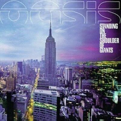 """Oasis – Standing On The Shoulder Of Giants [New & Sealed] 12"""" Vinyl"""