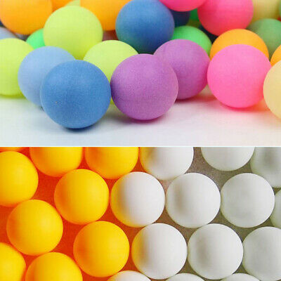 25X ping pong table tennis ping pong ball Training 40MM Lottery Machine, Beer AR