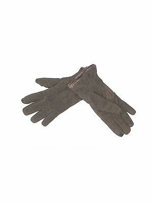 Assorted Brands Women Gray Gloves One Size