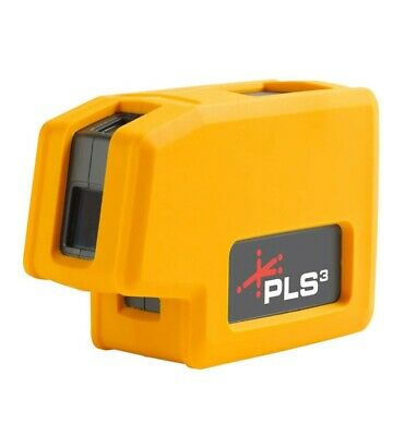 PLS33-point Red Beam Laser Level PLS-60523N by Pacific Laser Systems NEW w/Box