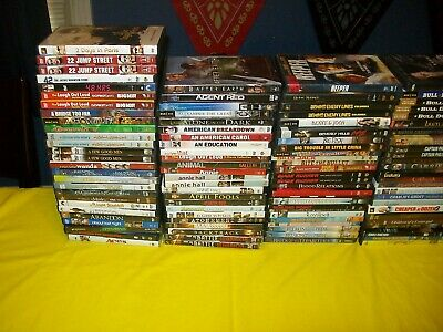 Pick 10 Dvd Movies From A List Of Over 600 Movies . 19.95 Delivered