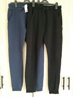 2x Pairs Girls/Ladies Jogging Bottoms Age 16 Years /Size 8-10 From Next VGC/BNWT