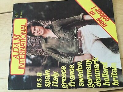 Vintage  70's Male Model Magazine  Gay Interest Great Condition