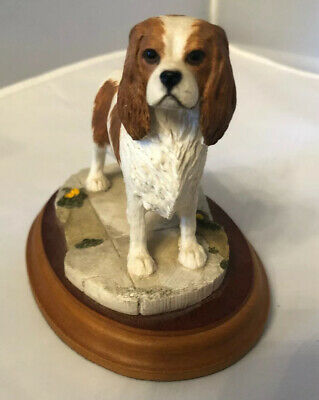 Naturecraft Best Of Breed Cavalier King Charles Spaniel Figurine
