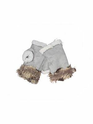 Unbranded Women Gray Mittens S