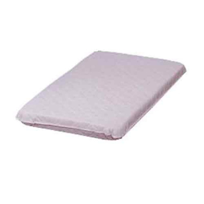 White Cradle Mattress,15X33, Meets firesafety requirements Waterproof vinylcover
