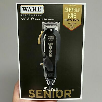 New Wahl Professional 5 Star SENIOR Hair Clipper Trimmer Corded