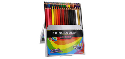 Prismacolor Colores Colored Pencil Set,Assorted 36Count Packaging are in Spanish
