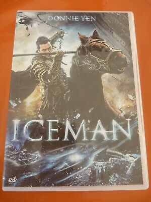 DVD ICEMAN Donnie Yen film Science-fiction et Arts Martiaux Kung Fu - C. NEUF